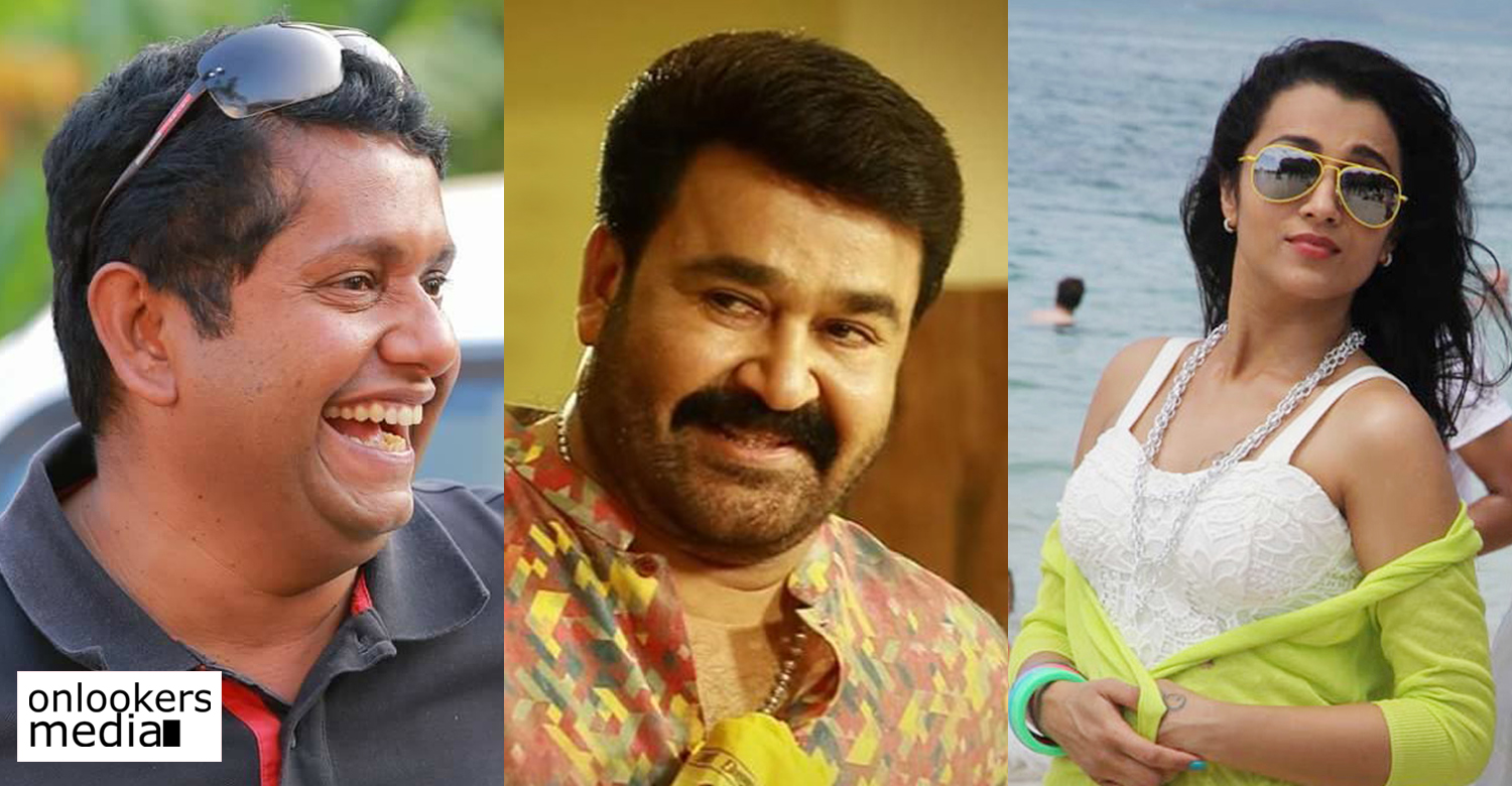 actress trisha,actress trisha in mohanlal new film,trisha new malayalam film,after hey jude trisha new malayalam film,actress trisha in mohanlal jeethu joseph movie,jeethu joseph movie mohanlal heroine,mohanlal jeethu joseph trisha,jeethu joseph film news,mohanlal's film news,traisha in lalettan film