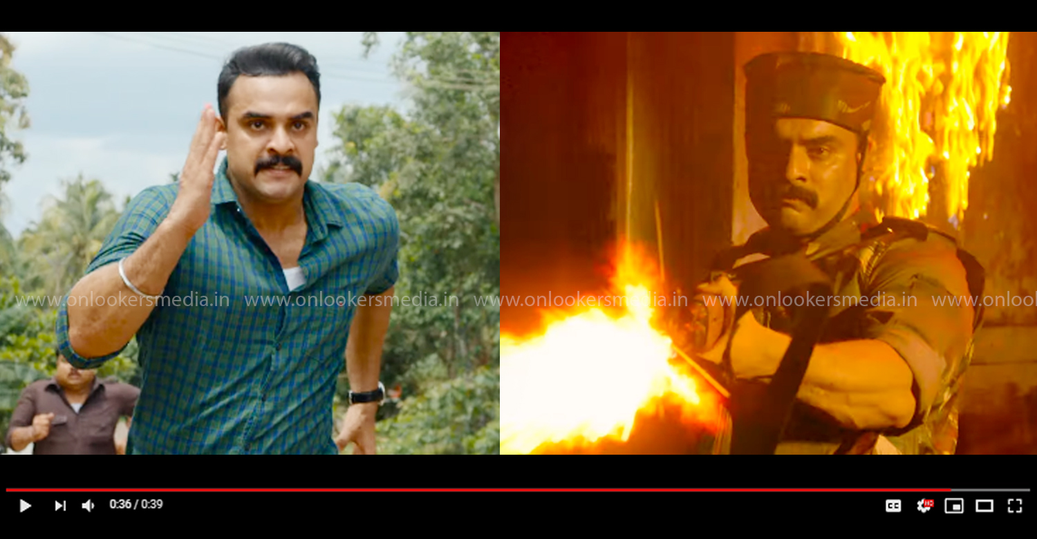edakkad battalion 06 teaser,tovino thomas,edakkad battalion 06,samyuktha menon,latest malayalam film news,tovino thomas new movie,edakkad battalion 06 cinema,tovino thomas actor,edakkad battalion 06 first teaser