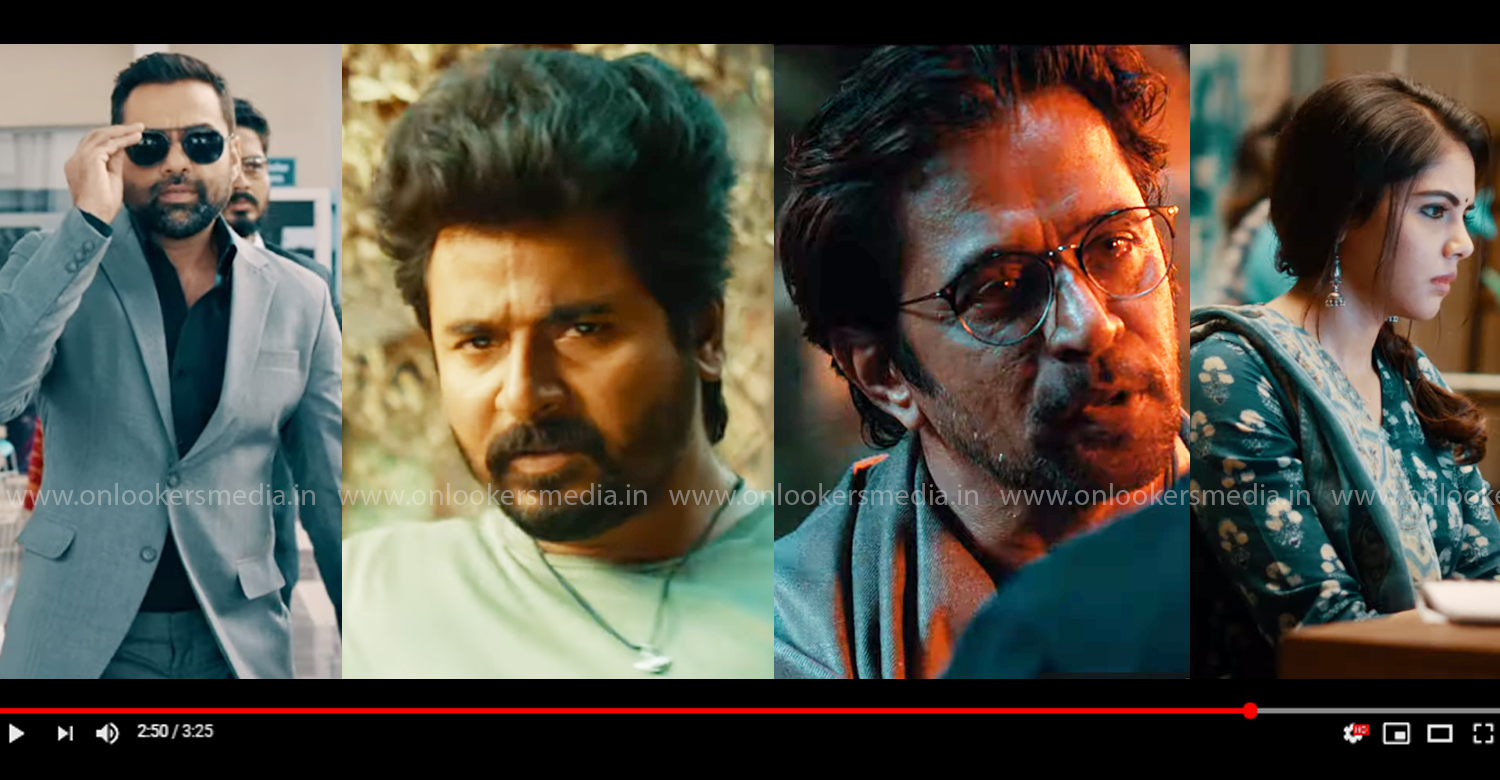 Hero teaser,sivakarthikeyan,sivakarthikeyan's hero teaser,hero tamil movie,sivakarthikeyan's super hero movie,kalyani priyadarshan,arjun,Abhay Deol,latest kollywood film news,latest tamil cinema news