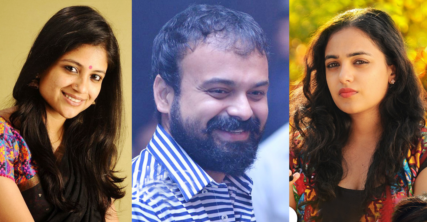 actor kunchacko boban,kunchacko boban,kunchacko boban's new movie,kunchacko boban's latest news,actress nithya menen,nithya menen's latest news,aditi balan,actress aditi balan,aruvi movie,aruvi actress aditi balan,kunchacko boban aditi balan movie,nithya menen kunchacko boban aditi balan latest news,latest malayalam film news,latest malayalam cinema news