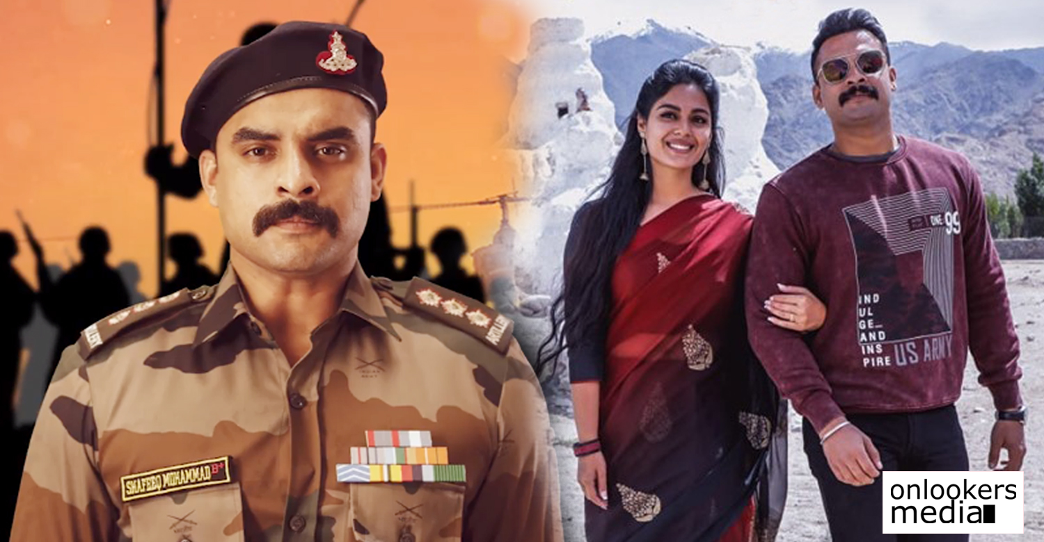 Edakkad Battalion 06,tovino thomas,samyuktha menon,Edakkad Battalion 06 poster,Edakkad Battalion 06 movie stills,tovino thomas samyuktha menon new movie,Edakkad Battalion 06 release,tovino thomas in Edakkad Battalion 06,samyuktha menon new movie,samyuktha menon tovino thomas Edakkad Battalion 06 stills