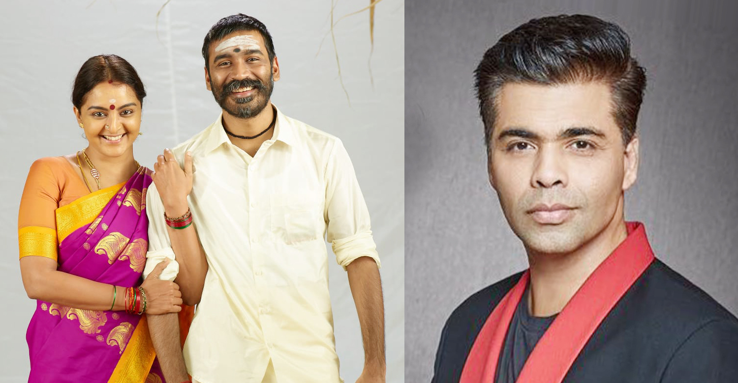karan johar,bollywood filmmaker karan johar,indian film director karan johar,director karan johar,asura,asuran movie,dhanush,vetrimaaran,manju warrier,karan johar about asuran,latest tamil film news,latest south indian film news,latest kollywood film news;