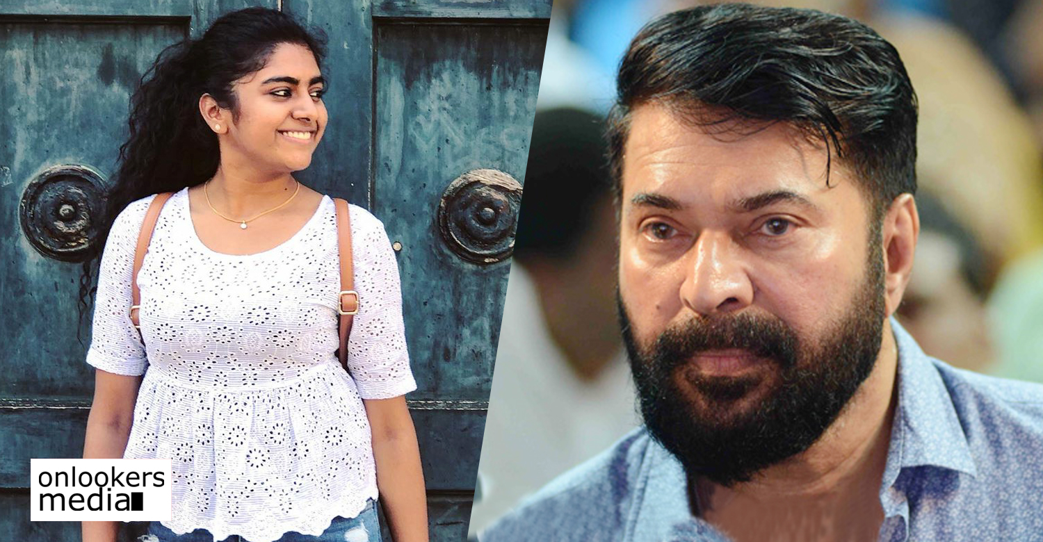actress Nimisha Sajayan,Nimisha Sajayan,malayali actress Nimisha Sajayan,mammootty,megastar mammootty,one,mammootty's upcoming movie one,Nimisha Sajayan mammootty latest news,Nimisha Sajayan in mammootty's new movie,Nimisha Sajayan latest news,Nimisha Sajayan new film