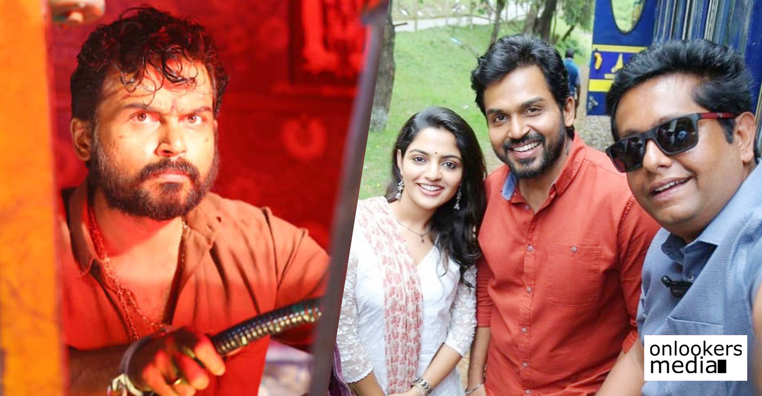 actor karthi,tamil actor karthi,director jeethu joseph,karthi jeethu joseph movie,karthi jeethu joseph film latest reports,after kaithi karthi's next release,karthi jeethu joseph movie release date,jeethu joseph new tamil film,nikhila vimal,jyothika,latest kollywood film news,upcoming kollywood film,new tamil cinemas