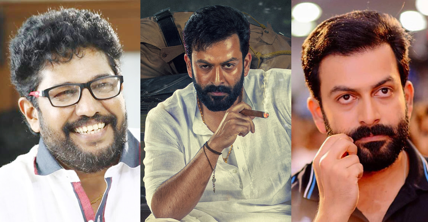 kaduva,prithviraj sukumaran,shaji kailas,jinu abraham,kaduva film writer,jibu jacob about prithviraj,prithviraj shaji kailas new movie,actor prithviraj latest news