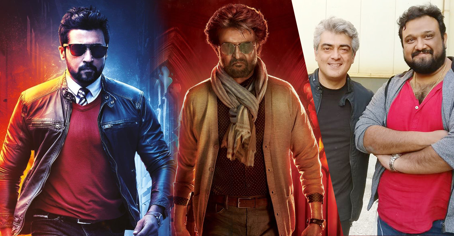 director siva,superstar rajinikanth,director siva's latest news,director siva new movie,director siva's next movie,latest tamil film news,latest kollywood film news,thalaivar rajinikanth,superstar rajinikanth,actor suriya news,suriya latest updates,suriya director siva movie,director siva rajinikanth film