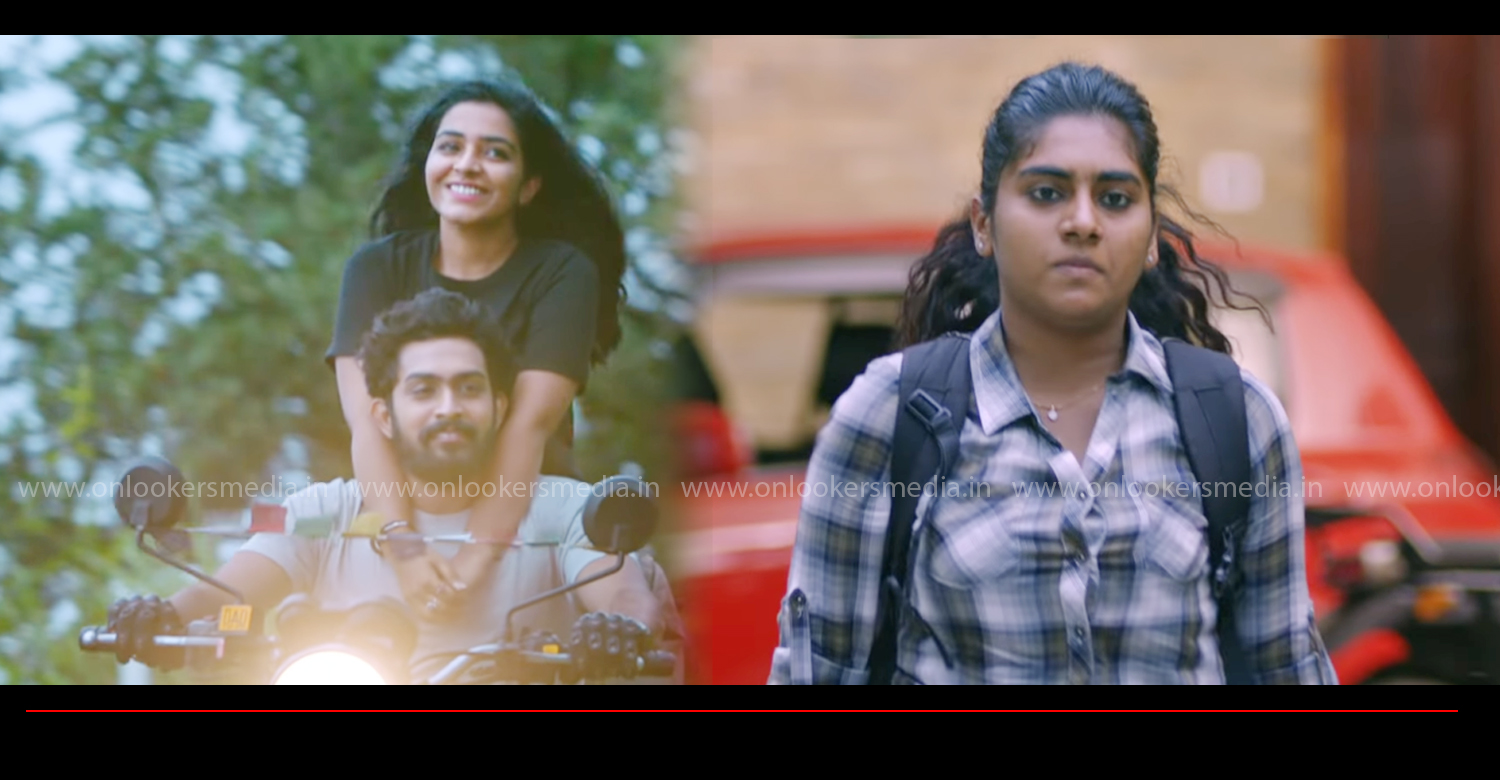 Stand Up trailer,Stand Up malayalam movie,rajisha vijayan,nimisha sajyan,stand up movie,nimisha sajayan new movie,rajisha vijayan new movie,Vidhu Vincent,latest malayalam movie news,stand up official trailer,Arjun Ashokan