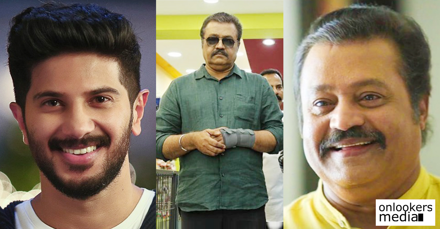 Suresh Gopi,Suresh Gopi latest news,Suresh Gopi new stills,Suresh Gopi new look,Suresh Gopi latest photos,dulquer salmaan,anoop sathyan,dulquer salmaan suresh gopi movie,suresh gopi joins anoop sathyan film,sathyan anthikad son anoop sathyan