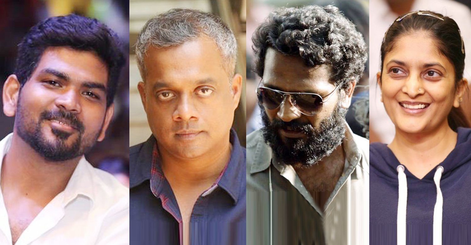 Vetrimaaran,Vignesh Shivan, Gautham Menon,Sudha Kongara,upcoming tamil anthology film,latest kollywood film news