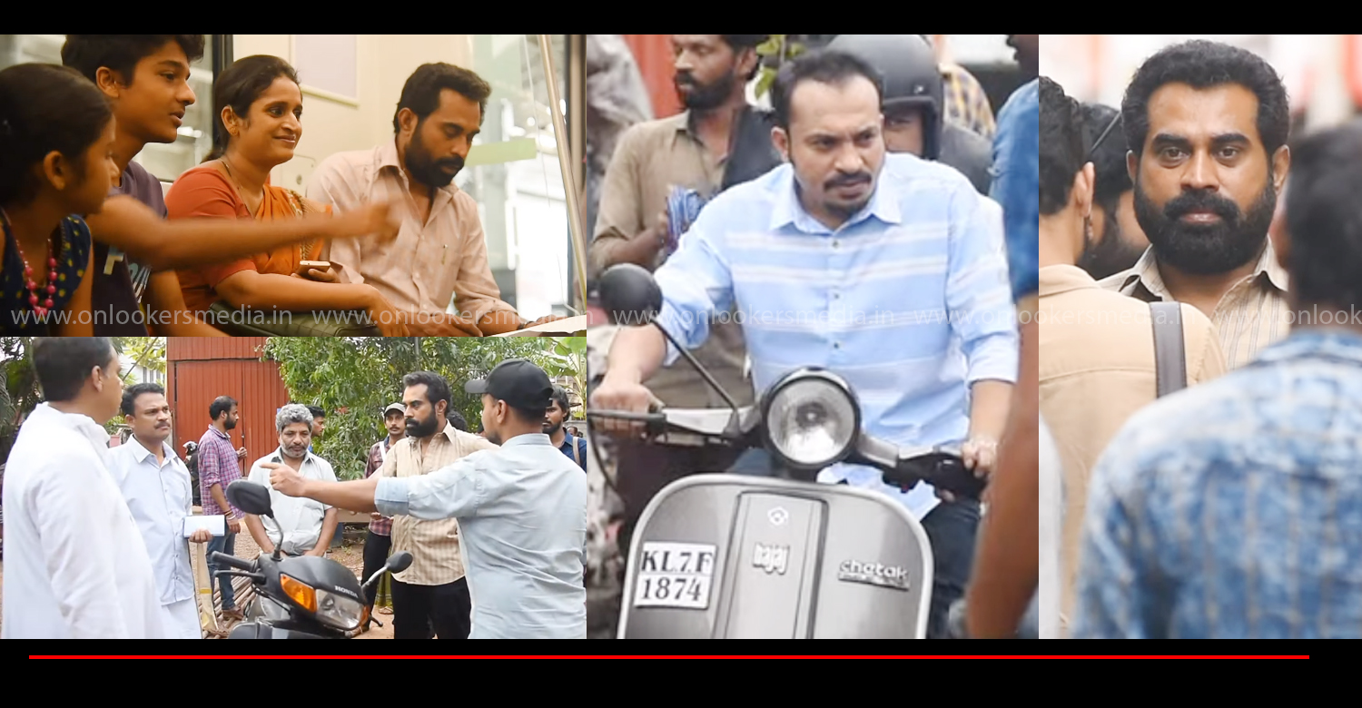 Vikrithi,Vikrithi making video,Vikrithi new making video,Vikrithi behind the scenes,suraj venjaramoodu,soubin shahir,latest malayalam fil news,Vikrithi movie updates,Vikrithi movie latest news