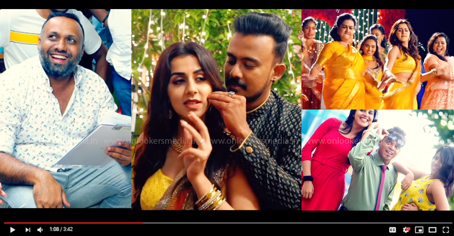 Dhamaka,Dhamaka making video 1,Dhamaka malayalam movie,omar lulu,omar lulu new movie,Nikki Galrani,arun kumar,dhamaka making video,new malayalam film news,latest mollywood film news,new malayalam cinema songs