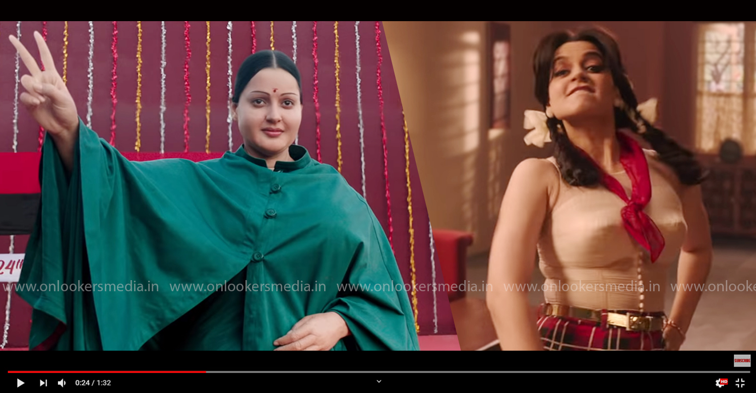 Thalaivi teaser,kangana ranaut,al vijay,jayalalithaa biopic movie teaser,latest tamil film news,latest kollywood film news,new tamil cinema