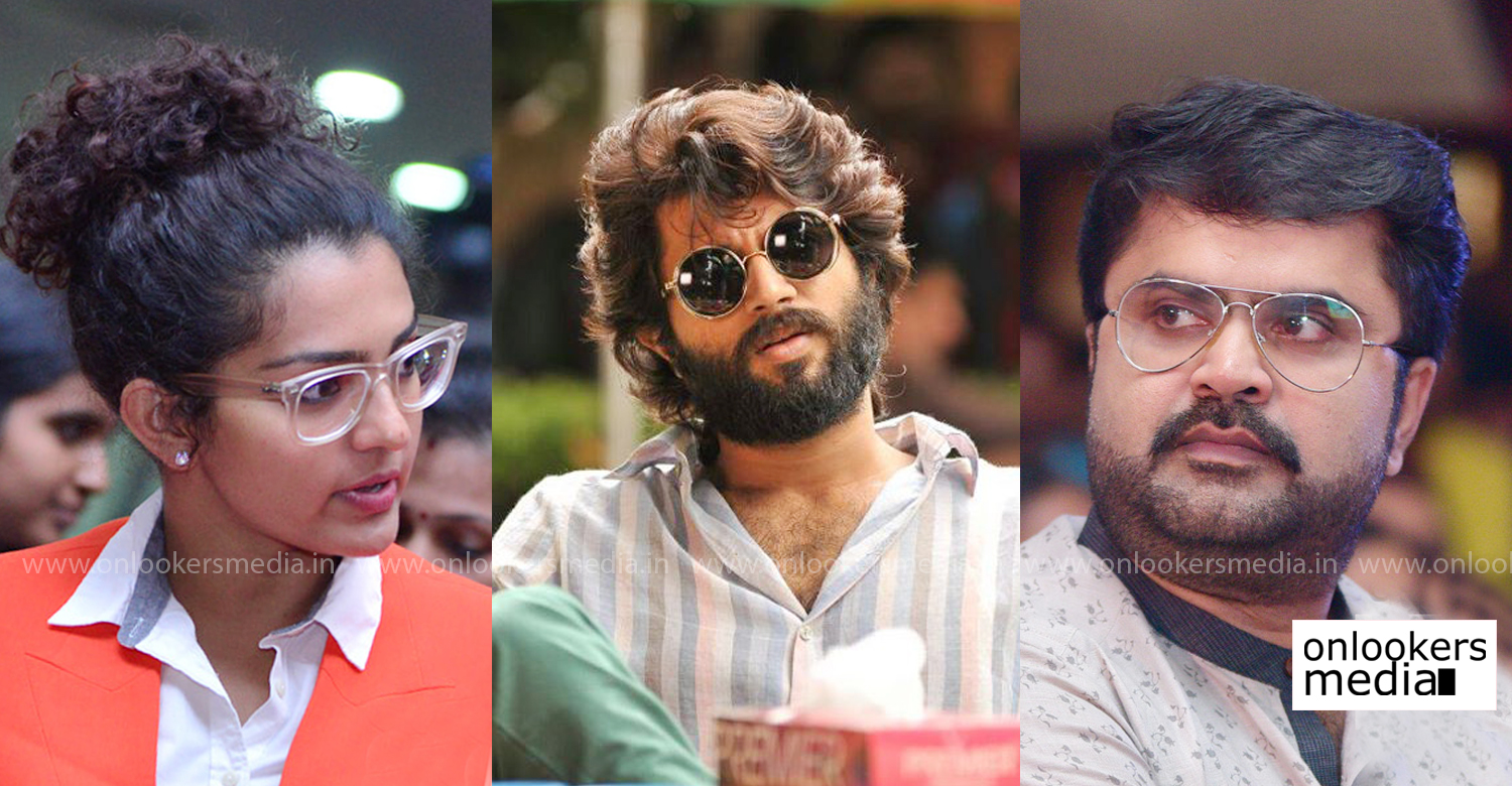 anoop menon,actress parvathy,arjun reddy,malayalam cinema news,anoop menon parvathy latest news,film companion