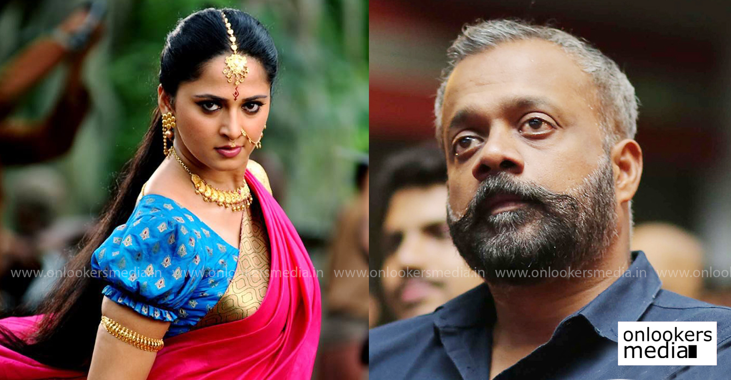 Anushka Shetty,actressAnushka Shetty,south indian actress Anushka Shetty,actress Anushka Shetty images,Anushka Shetty new film,Anushka Shetty next film,Anushka Shetty new tamil film,gautham menon,gautham menon next film,gautham menon's new film,Anushka Shetty Gautham Menon movie,tamil cinema,latest kollywood film news