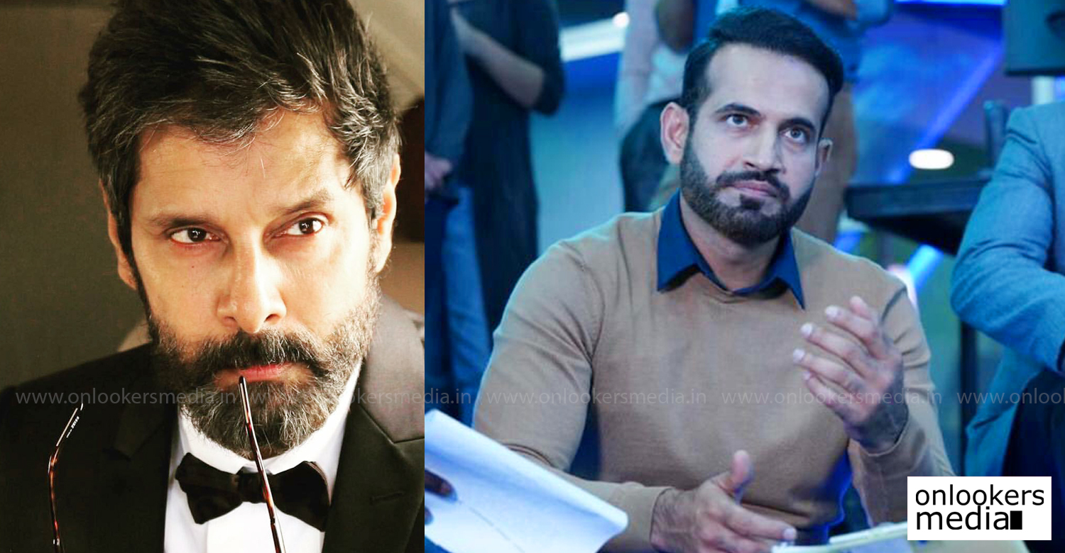 Chiyaan Vikram 58,irfan pathan,Chiyaan Vikram 58 latest news,irfan pathan's latest news,irfan pathan Chiyaan Vikram 58,chiyaan vikram,chiyaan vikram's film news,irfan pathan movies,irfan pathan tamil film,latest south indian film news,Chiyaan Vikram 58 latest updates,latest tamil cinema news