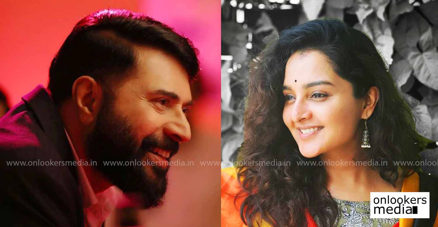Manju Warrier,megastar mammootty,mammootty,mammootty manju warrier movie,manju warrier in mammootty movie,latest malayalam cinema news,new mollywood film news,malayalam film news,manju warrier next film,mammootty's film news,mammootty's upcoming film news,mammootty 2020 movie
