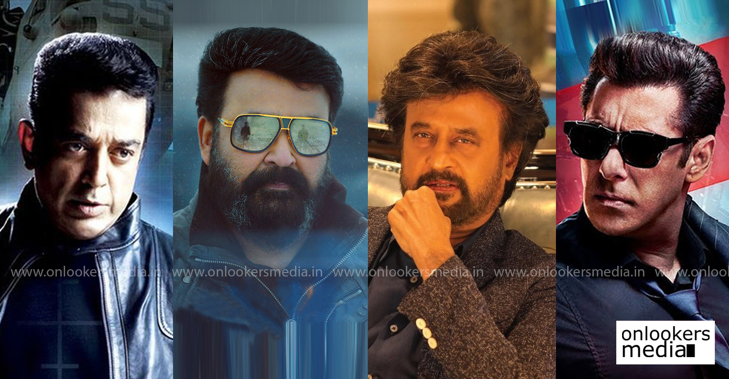 darbar,rajinikanth,ar murugadoss,salman khan,kamal haasan,mohanlal,mahesh babu,darbar rajinikanth film,latest kollywood film news,latest tamil cinema news,superstar rajinikanth,rajinikanth darbar updates