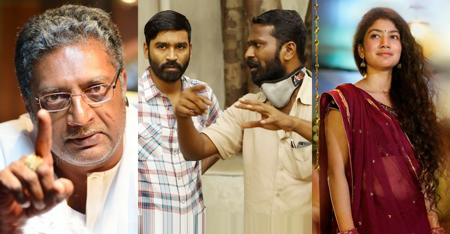 director Vetrimaaran,director Vetrimaaran's new movie,asuran director new movie,Vetrimaaran Netflix anthology film,Netflix anthology tamil film,sai pallavi,prakash raj,latest tamil cinema news,kollywood films news,tamil cinema news