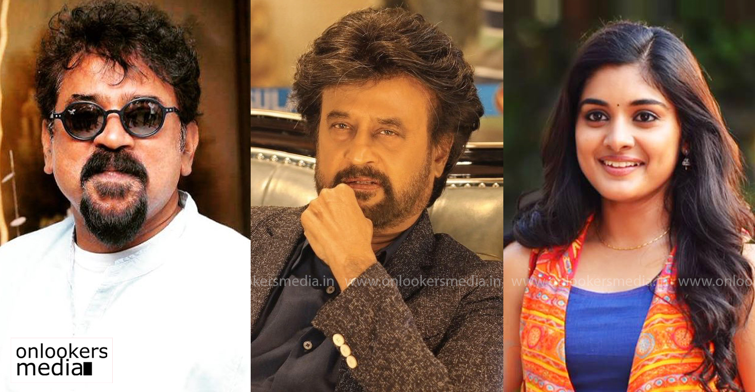 cinematographer Santosh Sivan,Santosh Sivan,malayali actress Nivetha Thomas,actress Nivetha Thomas,Nivetha Thomas,darbar,rajinikanth darbar,Nivetha Thomas latest news,santosh sivan about Nivetha Thomas,santosh sivan about darbar,ar murugadoss,darbar film news,Nivetha Thomas new movie,rajinikanth's film news,rajinikanth's darbar film updates