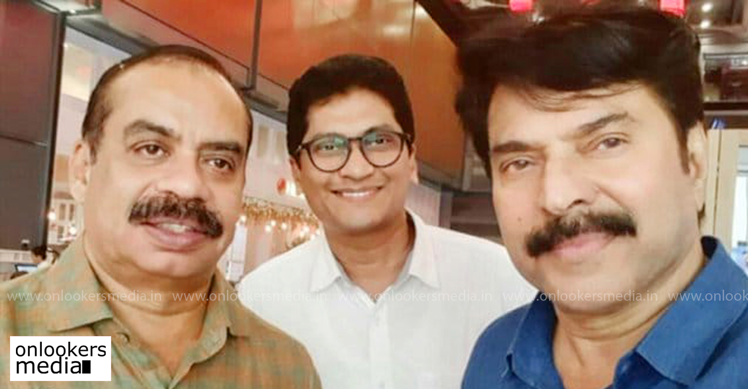Mammootty,megastar mammootty,sathyan anthikad,iqbal kuttipuram,mammootty sathyan anthikad new film,mammootty sathyan anthikad new film latest reports,mammootty 2020,mammootty's upcoming film,malayalam cinema,latest mollywood film news