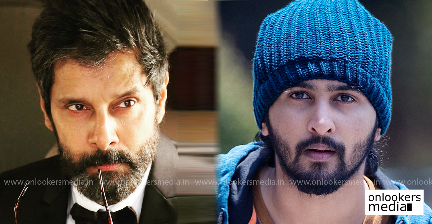 Chiyaan Vikram 58,malayali actor shane nigam,actor shane nigam,shane nigam debut tamil film,shane nigam's new tamil cinema,shane nigam's tamil cinema,shane nigam's new film,chiyaan vikram,Chiyaan Vikram 58 cast,shane nigam in Chiyaan Vikram 58,shane nigam in chiyaan vikram new movie,chiyaan vikram new film,tamil cinema news,Ajay Gnanamuthu