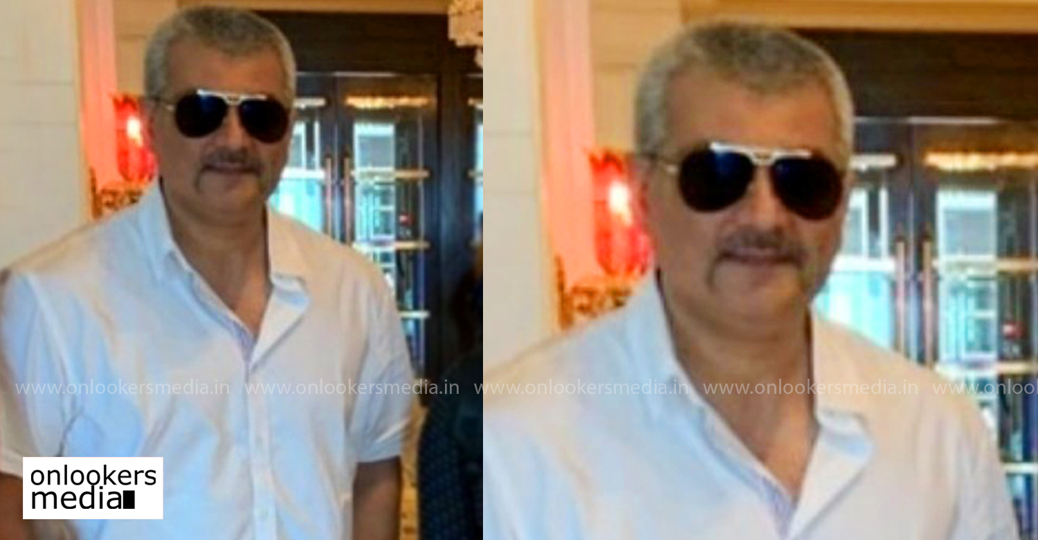 Valimai,thala ajith,h vinoth,boney kapoor,thala ajith new look in valimai,thala ajith valimai viral pic,thala ajith latest images,thala ajith latest look from valimai