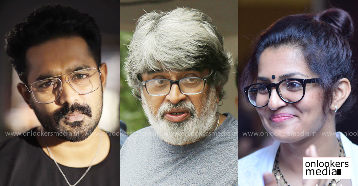 actor asif ali,actress parvathy,director venu,new malayalam anthology film,director venu new film,actress parvathy new movie,asif ali new movie,parvathy asif ali new movie,upcoming malayalam film news,new malayalam cinema news,latest mollywood film news