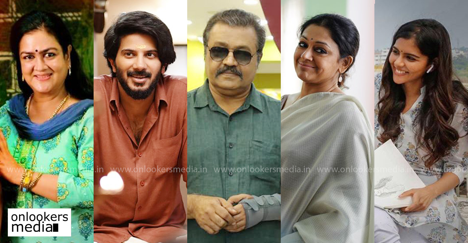 Anoop Sathyan,Anoop Sathyan latest news,Anoop Sathyan new film news,Anoop Sathyan's film latest reports,Anoop Sathyan multi starrer film,Anoop Sathyan film wrapped up,dulquer salmaan,suresh gopi,shobhana,urvashi,kalyani priyadarshan