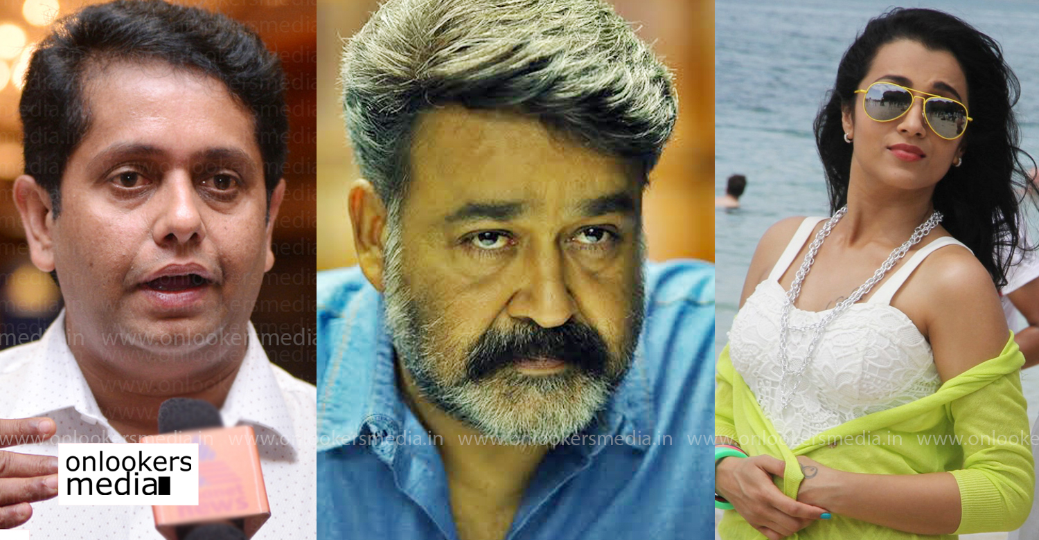 mohanlal,jeethu joseph,trisha,mohanlal jeethu joseph new movie,mohanlal jeethu joseph movie latest reports,mohanlal's upcoming film,actress trisha new malayalam film,mohanlal jeethu joseph trisha film,jeethu joseph with mohanlal new movie,jeethu joseph with mohanlal and trisha