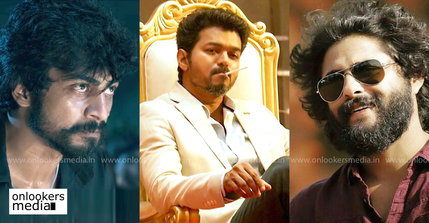 Thalapathy 64,Thalapathy 64 latest news,Thalapathy 64 latest updates,kaithi actor arjun das,arjun das joins thalapathy 64,kaithi villain,arjun das,kaithi actor arjun das new movie,antony varghese,antony varghese latest news,lokesh kanagaraj,thalapathy vijay new movie