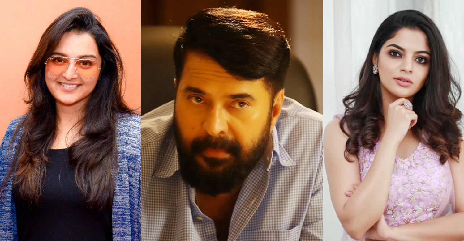 mammootty,megastar mammootty,manju warrier,nikhila vimal,mammootty's upcoming film,mammootty's 2020 upcoming movies,actress manju warrier's upcoming film,actress nikhila vimal new film,latest mollywood film news,upcoming malayalam film news,2020 upcoming malayalam movies