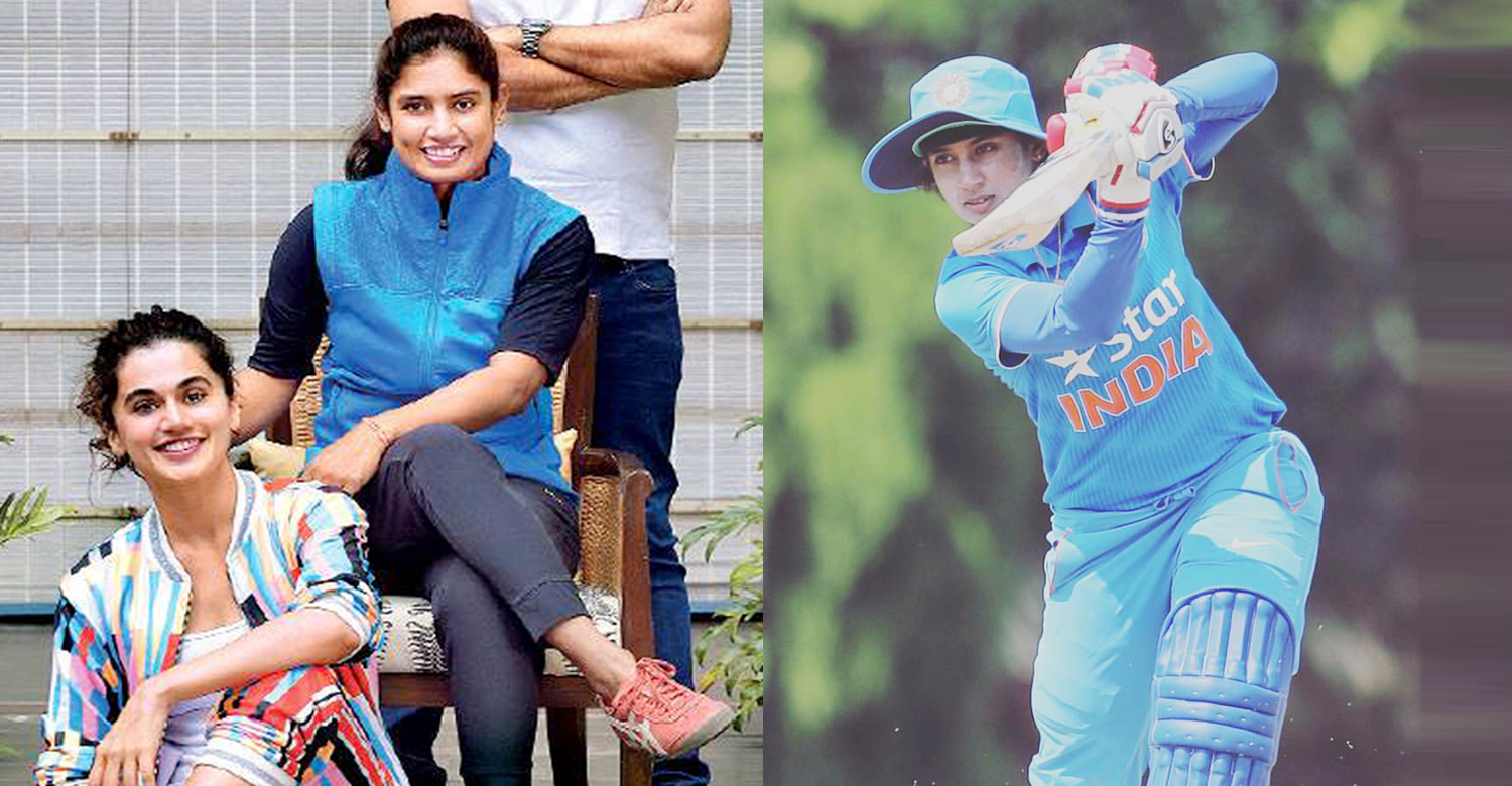 Shabaash Mithu,Tapsee Pannu,Indian cricketer Mithali Raj's biopic,Indian cricketer Mithali Raj's life story movie,tapsee pannu in Indian cricketer Mithali Raj's biopic,mithali raj