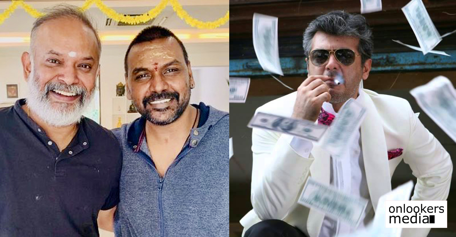 Venkat Prabhu,raghava lawrence,Venkat Prabhu raghava lawrence new film,new tamil cinema,latest kollywood film news