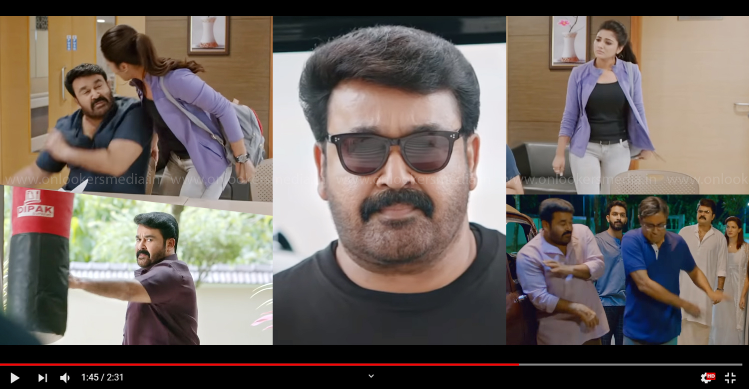 big brother,big brother teaser,mohanlal,siddique,arbaaz khan,mohanlal latest movie,mohanlal big brother movie scenes