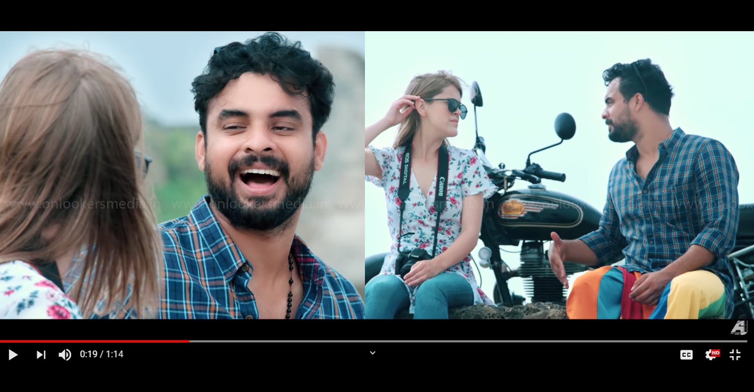 Kilometers and Kilometers,Kilometers and Kilometers movie,Kilometers and Kilometers movie teaser,tovino thomas,tovino thomas new film,tovino thomas latest news,tovino thomas Kilometers and Kilometers,new malayalam cinema,tovino thomas 2020 movie