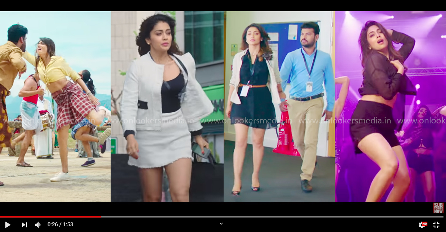 Sandakari trailer,my boss tamil remake,Sandakari new tamil film,dileep my boss tamil remake,my boss,shriya saran,actress shriya saran new film,vemal