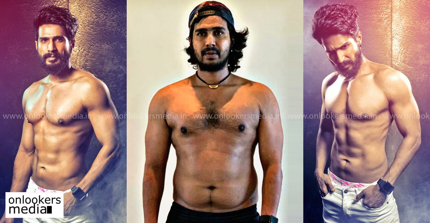 tamil actor Vishnu Vishal,actor Vishnu Vishal,ratchasan Vishnu Vishal,actor Vishnu Vishal gym body,actor Vishnu Vishal transformation pics,tamil actor Vishnu Vishal gym body pic