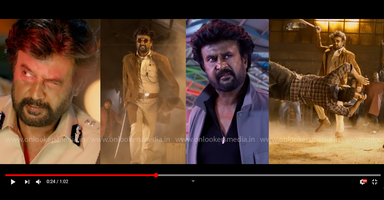 darbar,darbar new promo video,darbar movie rajinikanth,rajinikanth new film,rajinikanth next release,darbar teaser,darbar trailer,darbar rajinikanth scenes,ar murugaodss,nayanthara
