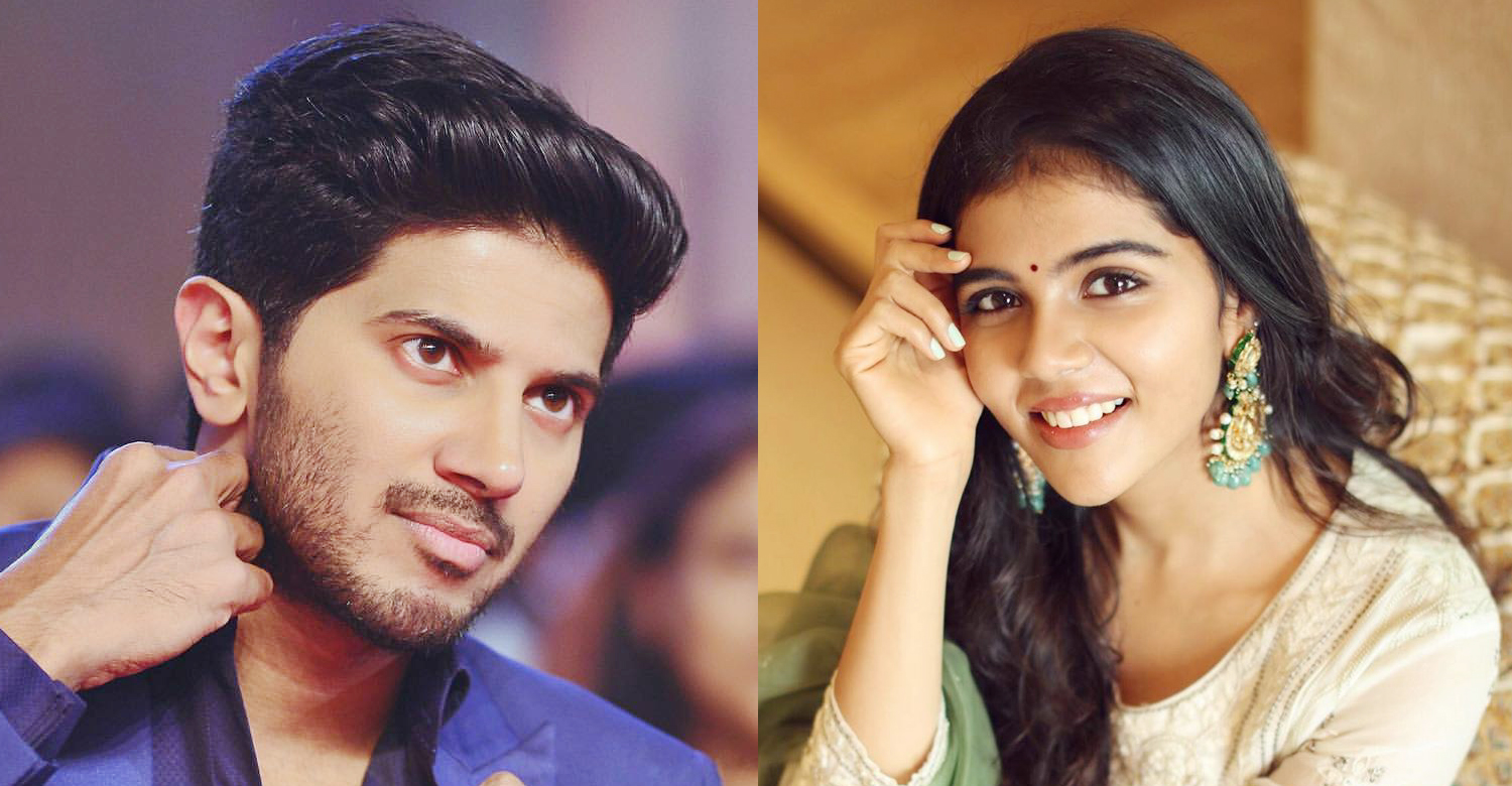 actress Kalyani Priyadarshan,actor dulquer salmaan,Kalyani Priyadarshan about dulquer salmaan,actress Kalyani Priyadarshan's latest news,dulquer salmaan's latest news,Kalyani Priyadarshan Dulquer Salmaan Varane Avavshyamund,Varane Avavshyamund movie,malayalam actress,kalyani priyadarshan dulquer salmaan latest news
