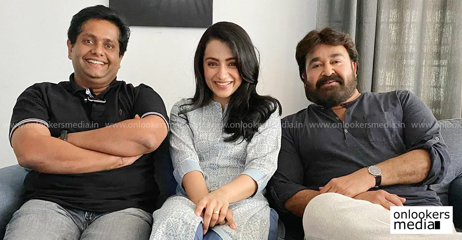 Ram,Ram movie,mohanlal,jeethu joseph,trisha,trisha in ram,mohanlal trisha from set of ram,mohanlal new getup in ram,mohanlal's new look in ram,new malayalam cinema,mollywood cinema,ram movie location stills mohanlal trisha