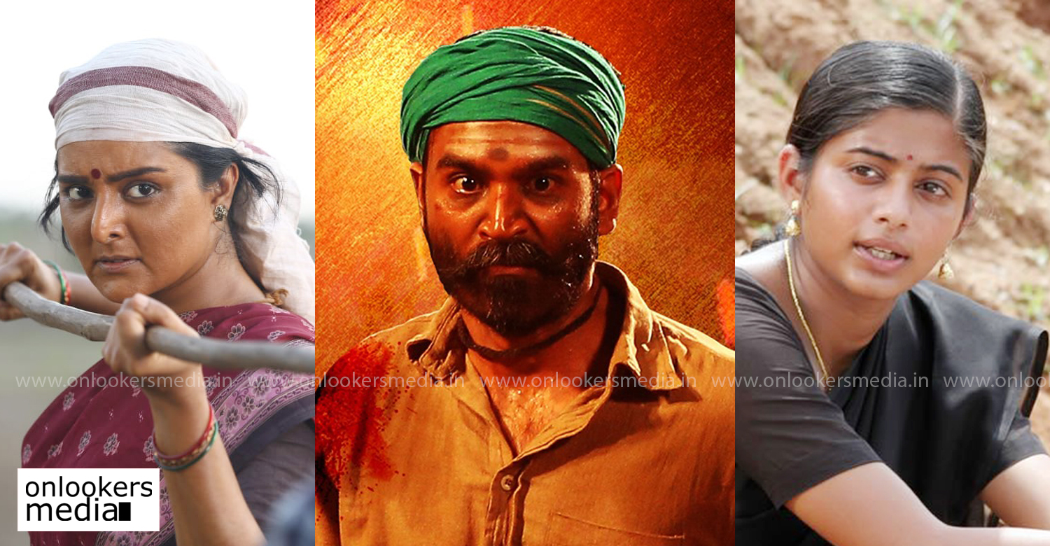 Asuran,Asuran telugu remake,actress priya mani,Asuran telugu remake female lead,Asuran telugu updates,vetrimaaran,dhanush,manju warrier,priya mani in asuran telugu,telugu film news,tollywood film news