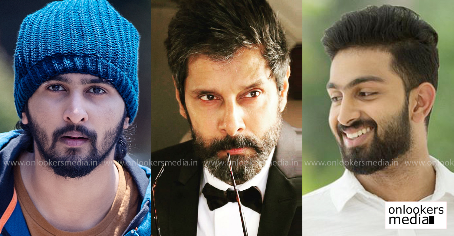 Cobra,Cobra chiyaan vikram movie,shane nigam,sarjano khalid,chiyaan vikram,actor shane nigam latest news,actor sarjano khalid latest news,shane nigam tamil movie,latest tamil cinema news,new big budget tamil cinema,latest kollywood film news