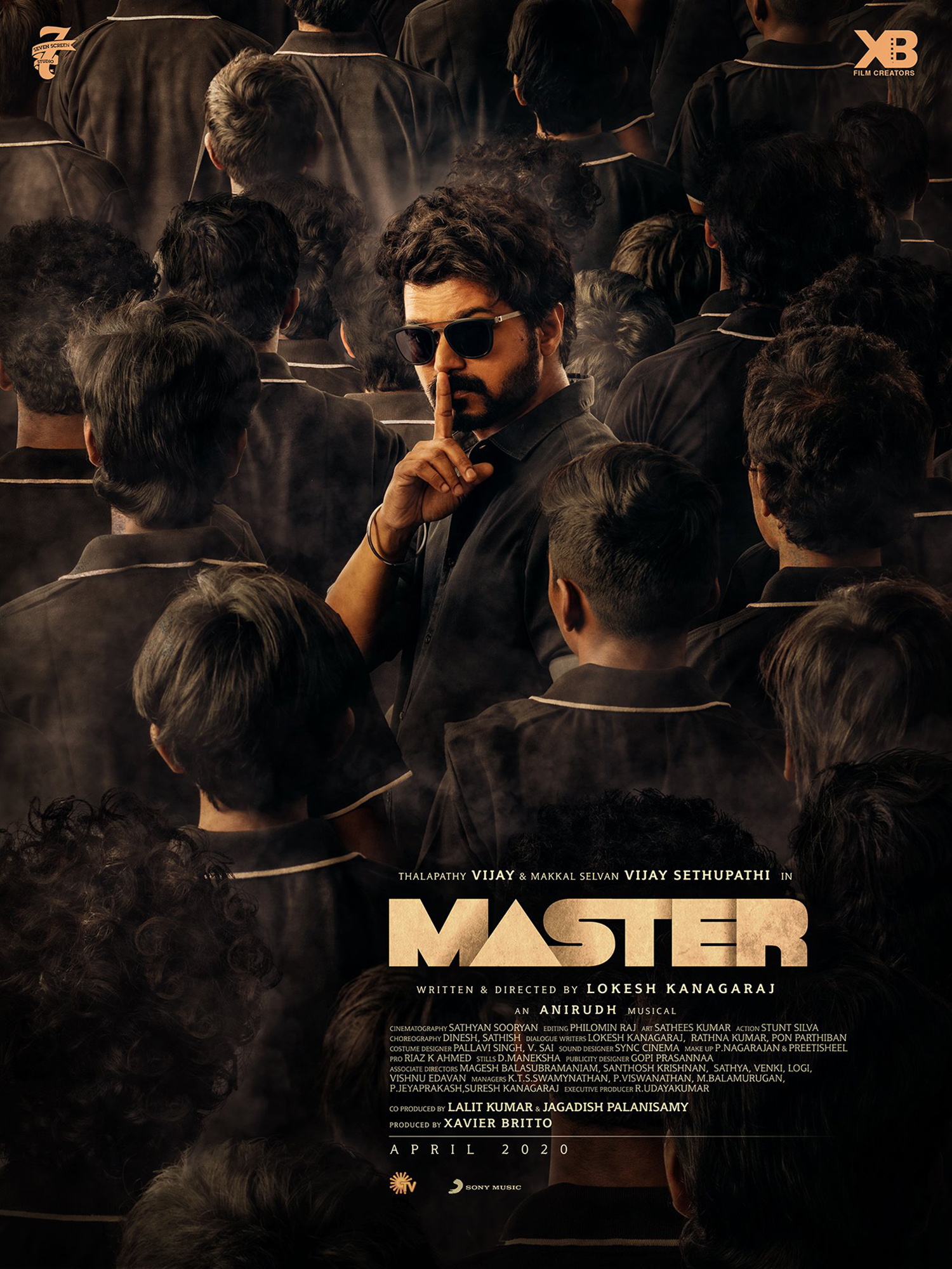 Just in: Vijay's Master second look poster is here!