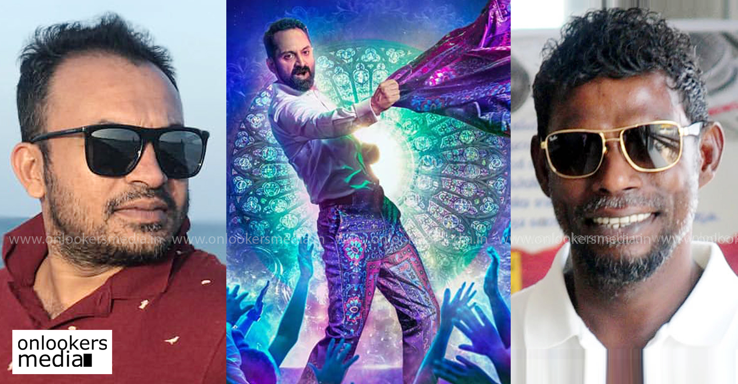 actor vinayakan,soubin shahir,anwar rasheed,fahadh faasil,trance,nazriya nazim,trance movie latest news,actor vinayakan's latest news,soubin shahir's latest news,trance malayalam film music director,vinayakan composing song trance movie
