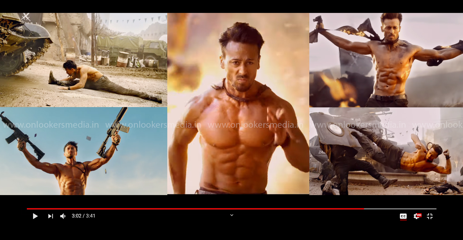 Baaghi 3,Baaghi 3 trailer,Baaghi 3 teaser,Baaghi 3 movie,tiger shroff,tiger shroff Baaghi 3,tiger shroff action movie,new bollywood action movies,tiger shroff Baaghi 3 trailer,latest hindi film news,latest bollywood film,new bollywood film news
