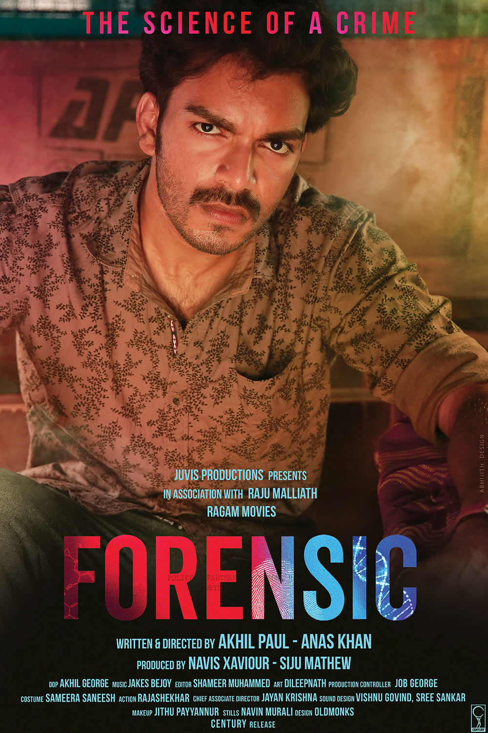 dhanesh anand, forensic, forensic malayalam movie, young malayalam movie actor, forensic movie villain, tovino thomas, ubaid in forensic, tovino thomas, reba john, mamta mohandas