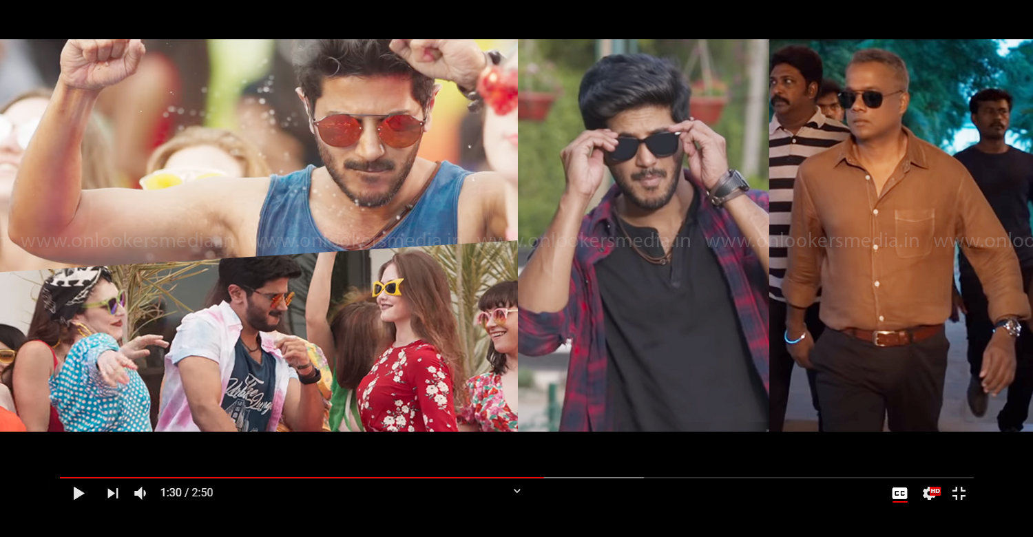 Kannum Kollai Adithaal trailer,Kannum Kollai Adithaal teaser,Kannum Kollai Adithaal movie,dulquer salmaan,ritu varma,dulquer salmaan new tamil movie, Desingh Periyasamy,latest tamil cinema news,new kollywood cinema,dulquer salmaan latest news,Kannum Kollai Adithaal movie latest news,Kannum Kollai Adithaal second trailer