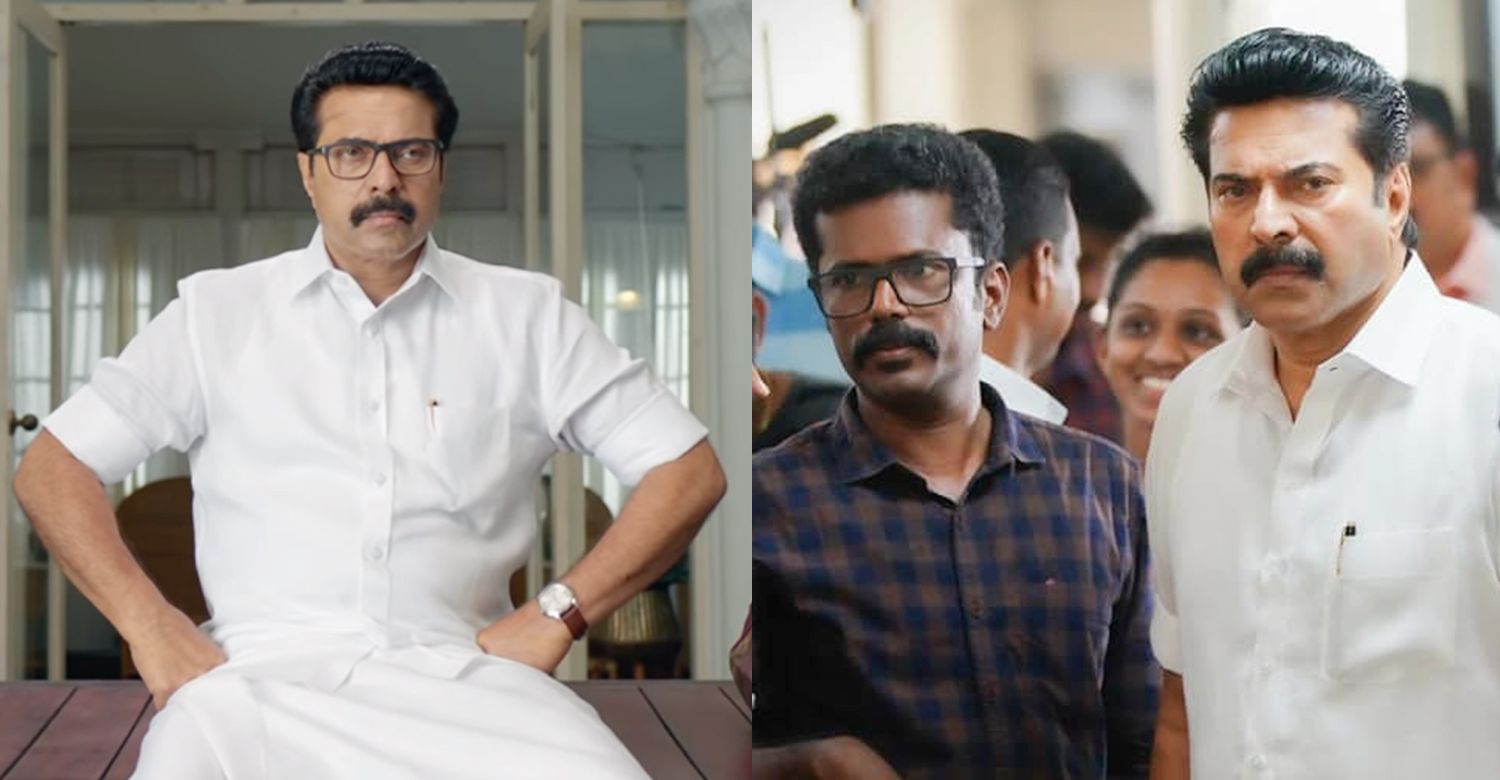 megastar mammootty,mammootty's latest news,mammootty,mammootty new movie one,one malayalam movie,director Santhosh Viswanath,one movie director Santhosh Viswanath,mammootty one movie latest news,mammootty political film,new political malayalam film