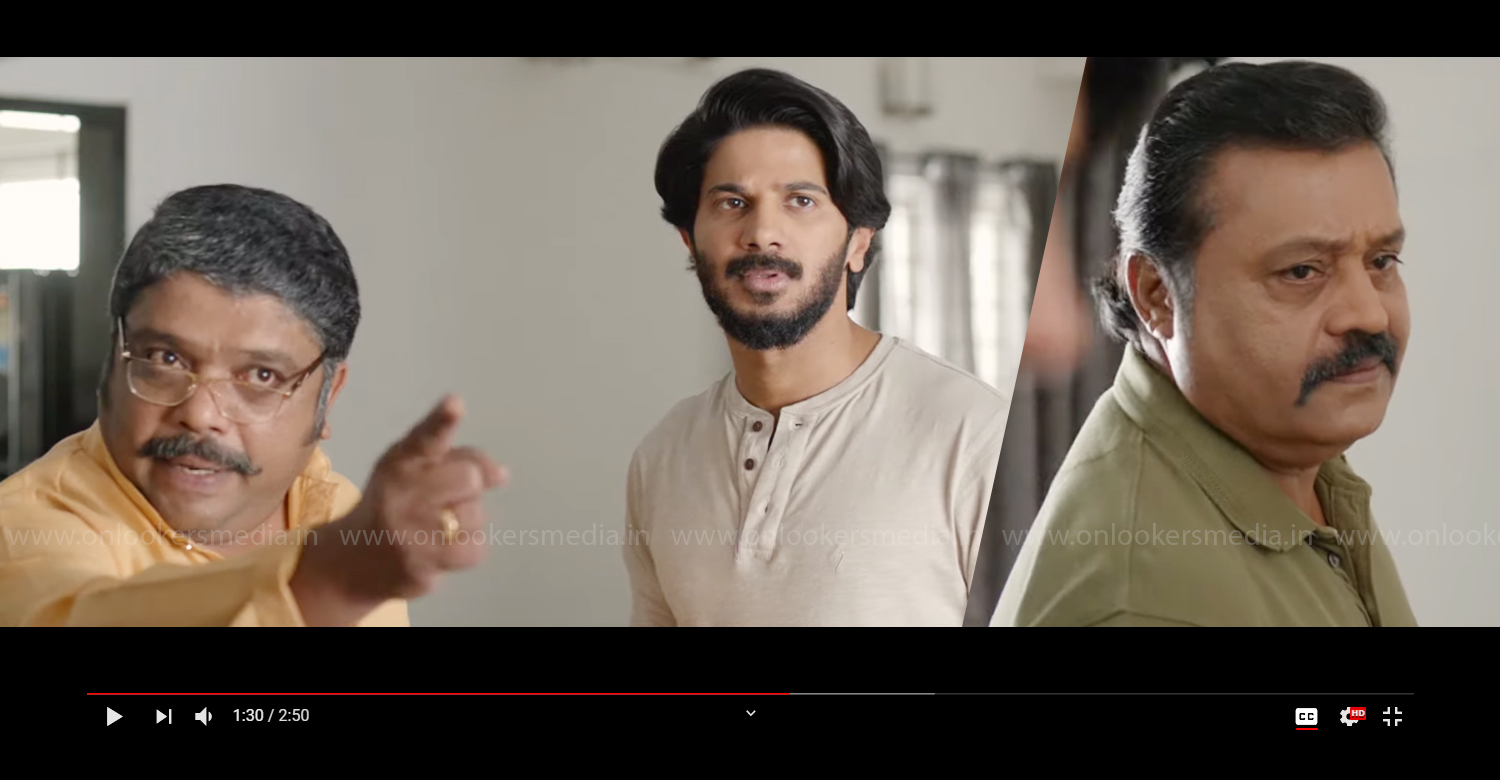 varane avashyamund,varane avashyamund movie scene,suresh gopi,dulquer salmaan,johny antony,anoop sathyan,varane avashyamund movie latest news