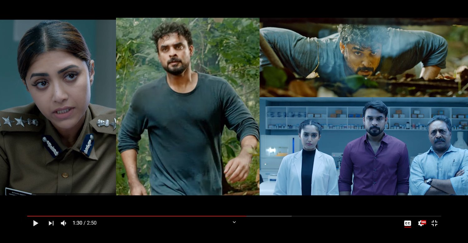 Forensic malayalam movie,Forensic movie,Forensic movie trailer,latest malayalam film news,new malayalam thriller movie,tovino thomas,tovino thomas new film,mamta mohandas,mamta mohandas new film,Reba Monica John,latest mollywood film news